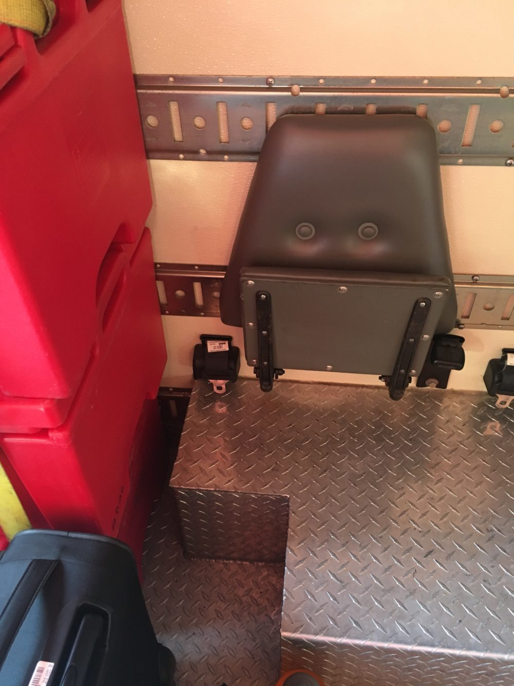 Jump Seat In